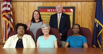 Blackville-Hilda Public Schools School Board Members for 2016/2017